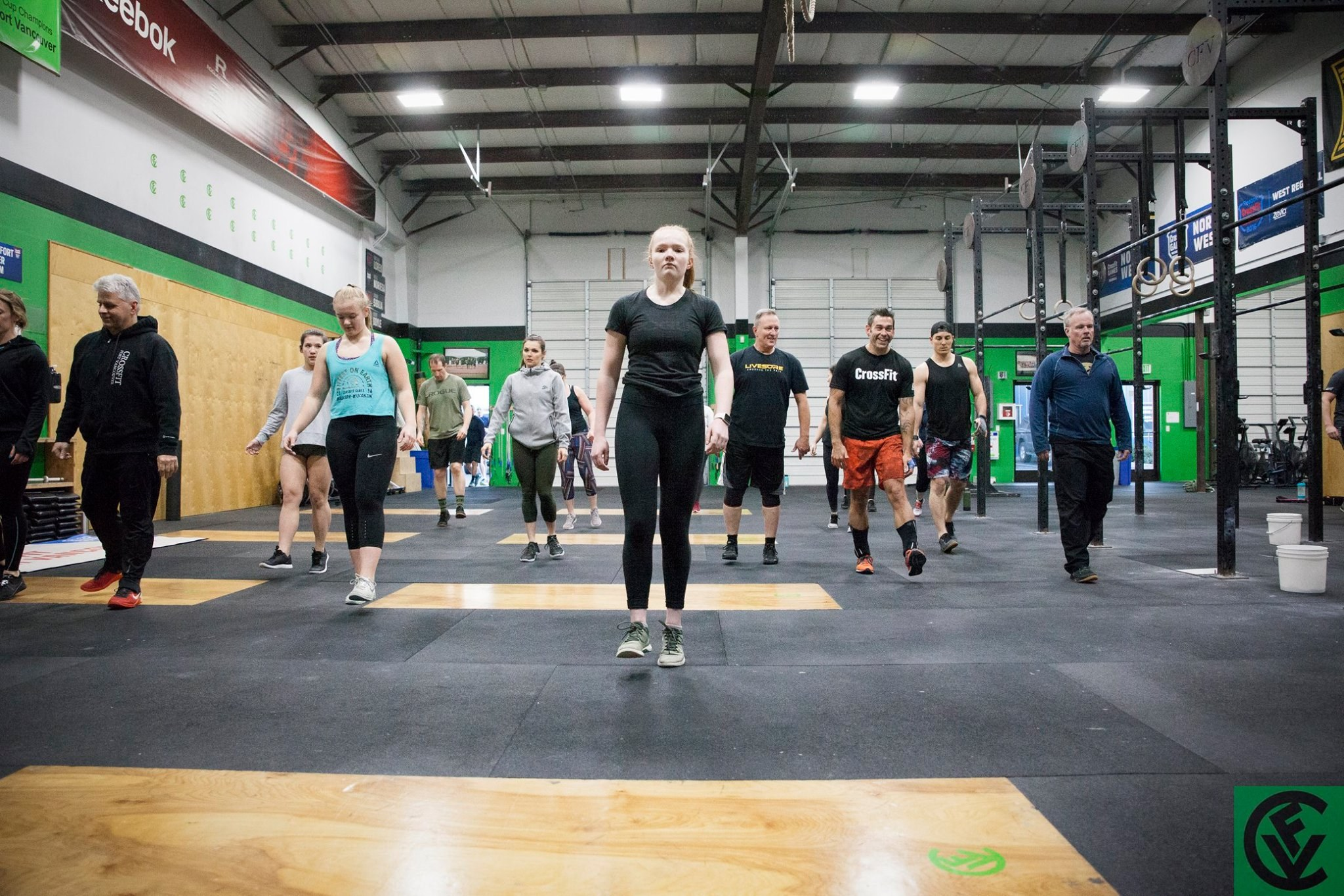 Let's do this   CrossFit Fort Vancouver